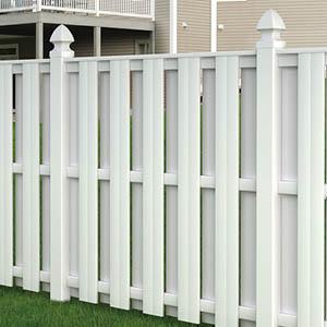 Vinyl Fence Installations Sierra Nevada Fence Amp Deck Company
